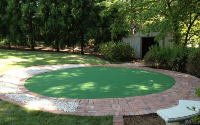 Putting Greens North Carolina South Patio